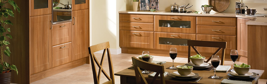 Fitted dining room furniture